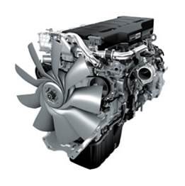 DETROIT DIESEL DD13 ENGINE